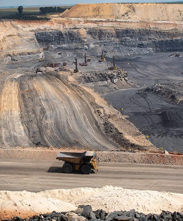 Open Cut Mining